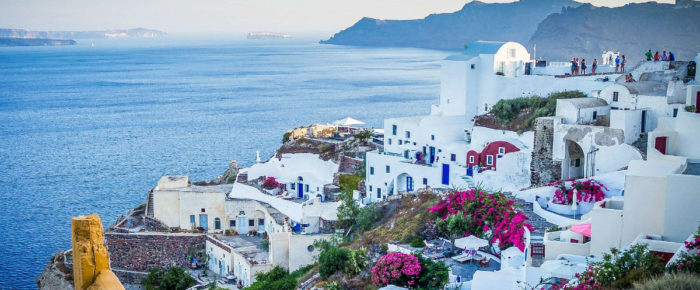 3 raisons de partir en vacances en Grèce